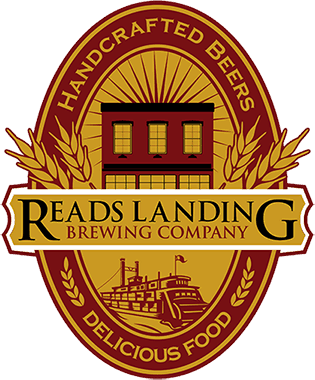 Reads Landing Brewing Company Mobile Retina Logo