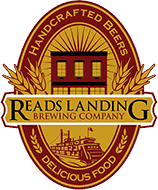 Reads Landing Brewing Company Mobile Logo